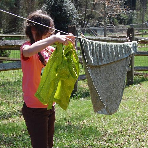 Em clothesline