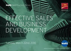 Effective Sales and Business Development