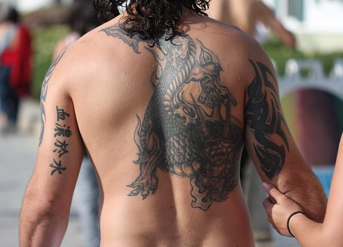 4460941605 b18f849d6a m Dragon Tattoo Designs Helpful Hints And Tips On