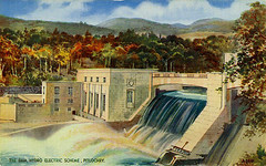 Perthshire, Pitlochry, The Dam