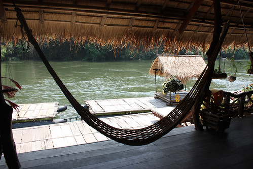 My room at The River Kwai Jungle Rafts