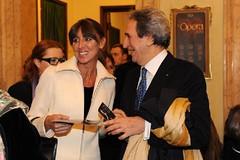 Anna Maria Bernini sorridente