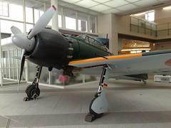 Mitsubishi A6M5 Zero aircraft