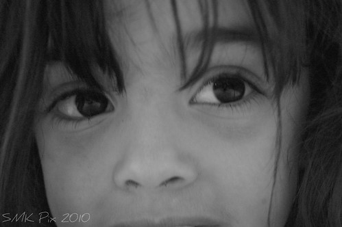 Beautiful eyes (edited)