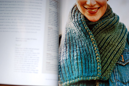 weekend knitting