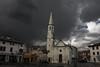 Chiesa di San Rocco/ San Rocco's church (Max Short) Tags: italy storm italia friuli temporale estremità sanroco splimbergo splimberc