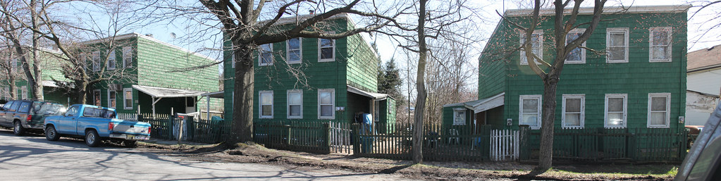 Kreischerville Workers' Houses, Kreischer Street