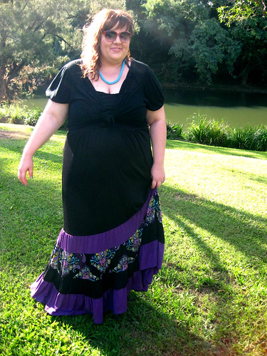 A country(ish) wedding outfit