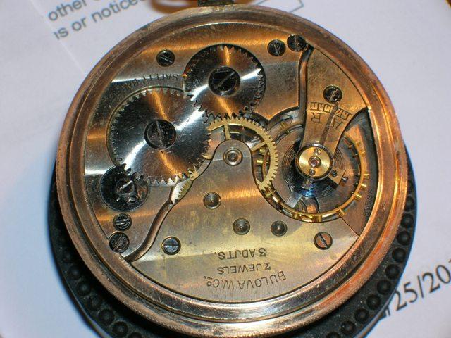 Bulova pocket watch dating nake