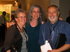 Margy-Jean, Hildy & Garth