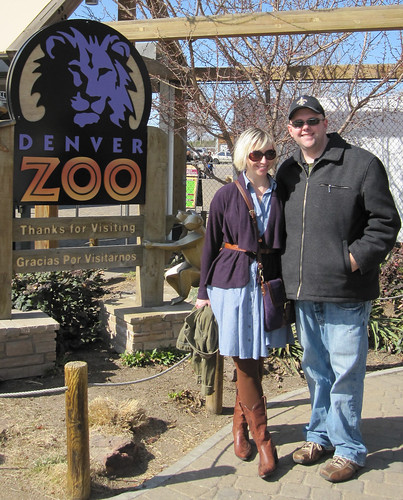 Denver Zoo Free Days: What I Wore 2Day: Denver