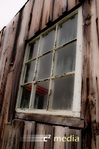 Woolshed Window
