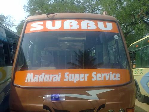 Subbu - Madurai Super Service
