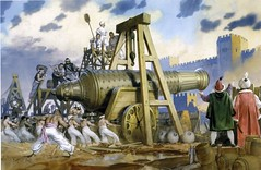 Ottoman cannon (cool-art) Tags: fall wall turkey war military muslim islam ad cannon warrior warriors wars ottoman armour siege constantinople 1453