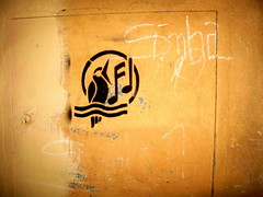 songbird (tha_langsta) Tags: graffiti florence