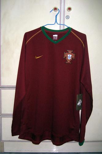 Portugal 2006-2007 Home L/S