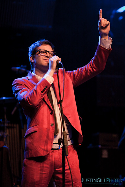 Mayer Hawthorne Congress Theater