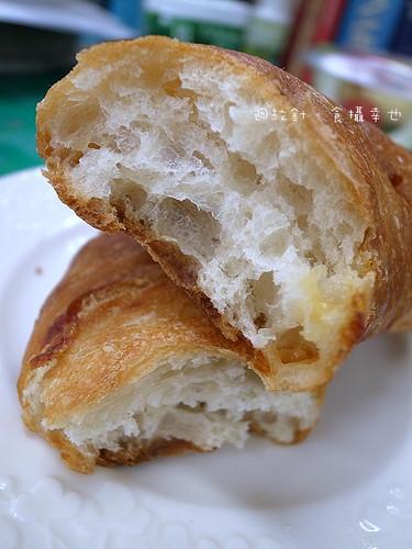 野上麵包伯尼起士麵包斷面
