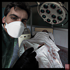 Dr. MAD House (il COE) Tags: house canon hospital weird dr sala surgery morte mad 1022mm coe dottore manicomio ospedale madhouse siringa operatoria