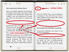 Smashwords in iPad