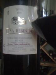 1999 Luna Beberide Tinto VdT Castilla y Leon
