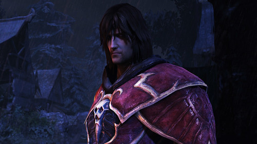 Castlevania Lords of Shadow Gabriel Belmont