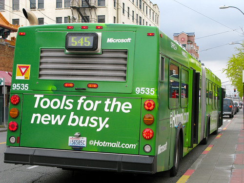 The Microsoft Bus