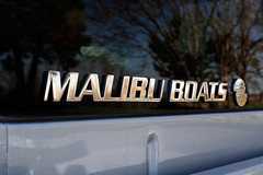 Take Your Malibu Emblem and Stick It