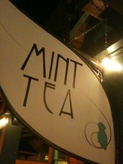 Mint Tea in Uptown Village