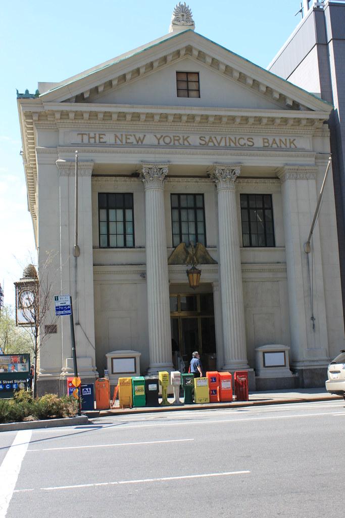 Former New York Bank for Savings
