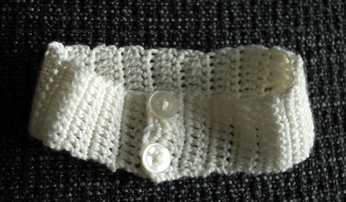 Ravelry Quick Gifts 3 Crochet Baby Headband Pattern By Adriana