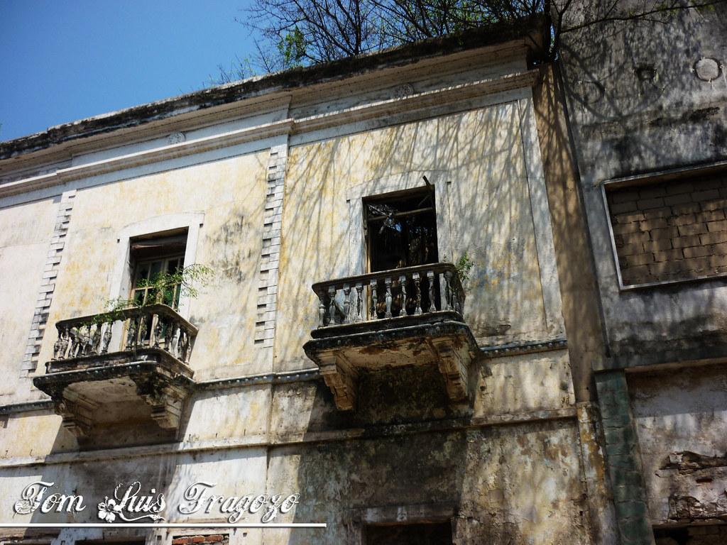 estructuras abandonadas