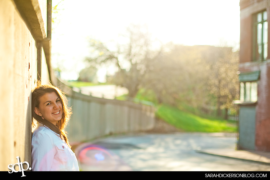 Kansas City senior photography