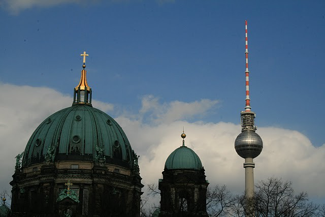 Dome and TV Tower