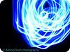җ دآم الهوى مـلحـه و سڪّره قتّـــال җ (MemoOosh ~ back..) Tags: blue light painting رسم ازرق ضوئي الرسم الضوئي بالضوء memooosh