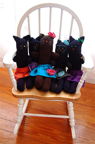 Sock Kitties