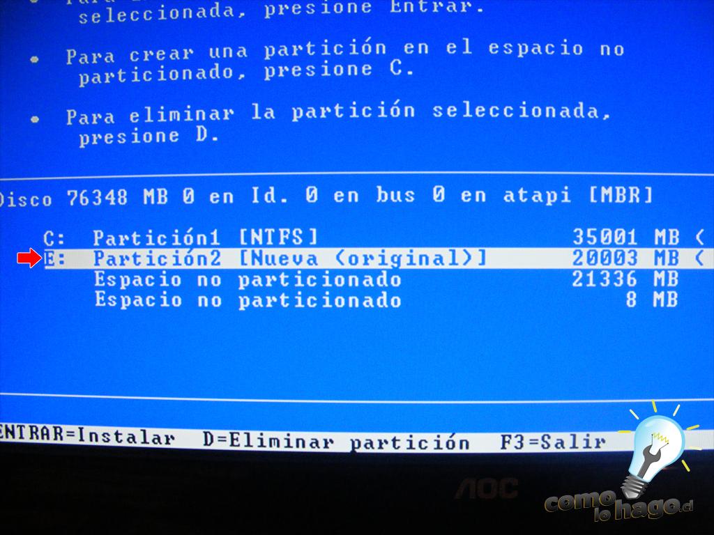 Cómo instalar varios Sistemas Operativos en un disco duro