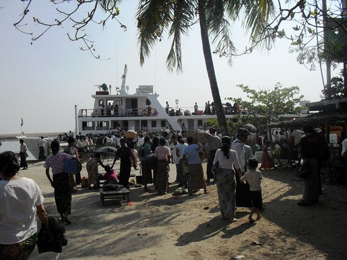 Rathedaung Jetty