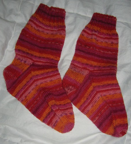 My First Socks