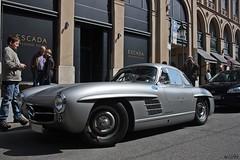 Mercedes 300SL Gullwing (: (Klife1 Photography) Tags: munich mnchen mercedes moss martin stirling sl lp british db4 300 lamborghini v8 aston sls gallardo amg valentino gullwing 550 db5 db6 5502 lichtenfels balboni lp640 maximilianstrase lp560 lp650 lp670 lp570 flgentrer