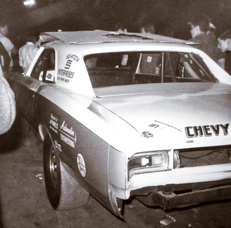 Seaton 's Shaker at Detroit Dragway