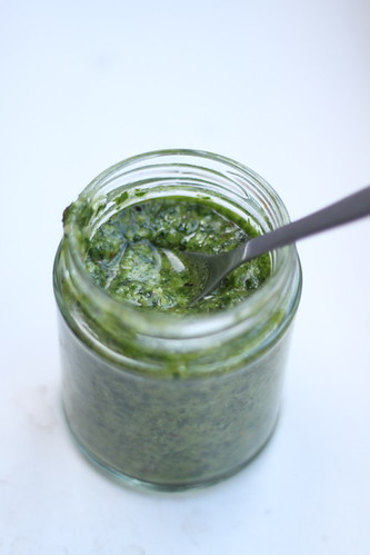 wild garlic pesto 2