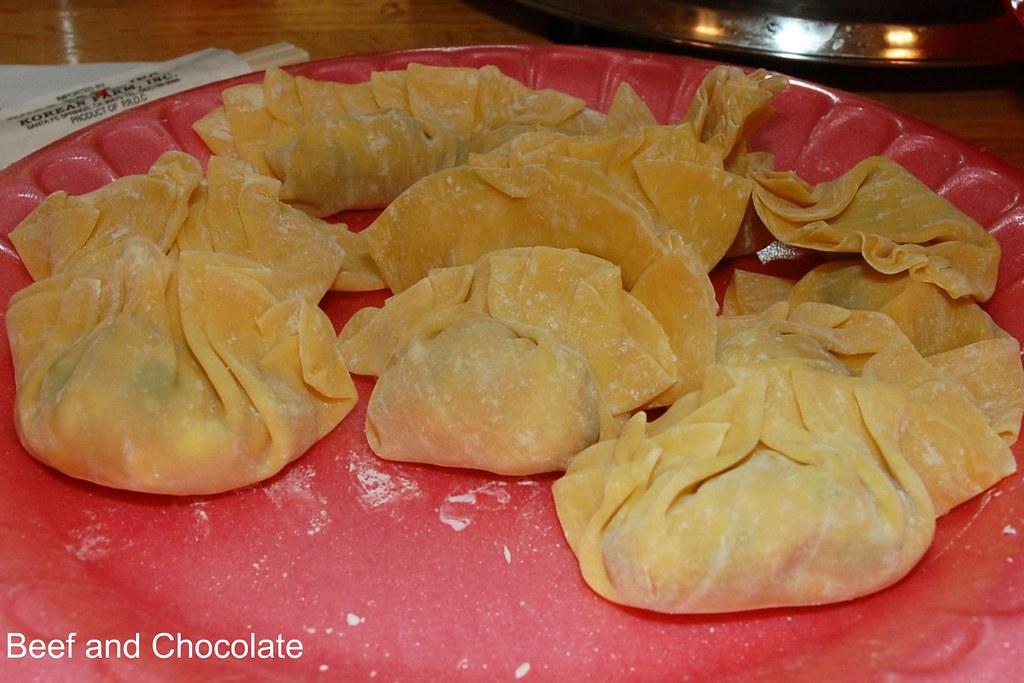 My dumplings