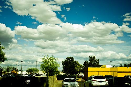 4/20 - Clouds, Sky High