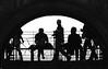 Siluetas (leftwing1974) Tags: light shadow españa silhouette contraluz spain san downtown country vieja silueta donosti espagne pays basque vasco euskadi parte sebastián cantábrico país ltytr2 ltytr1 mygearandmepremium