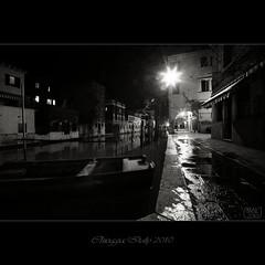 Chioggia in the dark (www.krall-photography.com) Tags: city venice italy germany bavaria italia stadt regensburg venezia carneval danube 2010 krall donau chioggia veneto juergen unescoweltkulturerbe nikond700