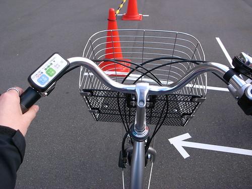 4547863648 d084bdfecd [OTBブログ]電動ハイブリッド自転車「エネループバイク」試乗会に行ってきました