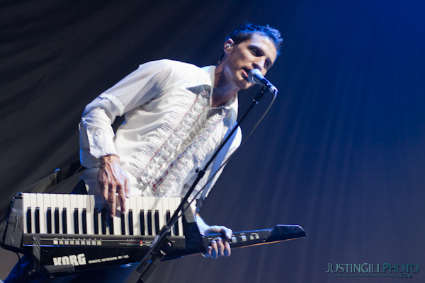 MUTEMATH Concert at Aragon Ballroom