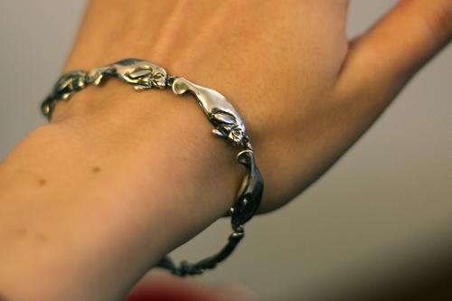 manatee bracelet
