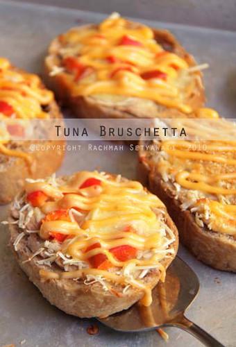 Tuna Bruschetta_by Rachmah